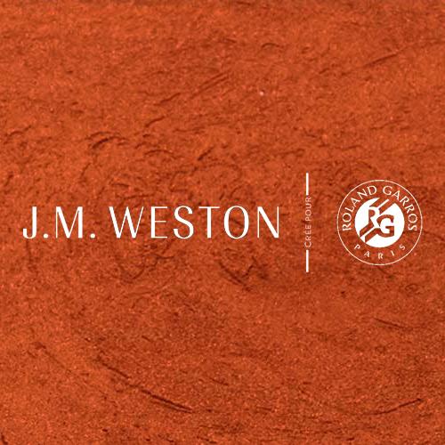 J.M. WESTON × ROLAND GARROS 2021